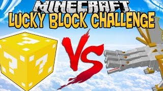 LUCKY BLOCK VS THE KING !   LUCKY BLOCK CHALLENGE  [FR]