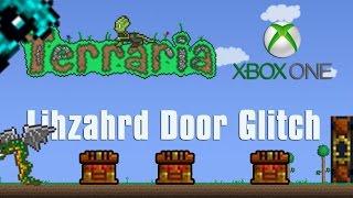 getlinkyoutube.com-Terraria Xbox One Let's Play - Lihzahrd Door Glitch [49]