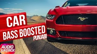 Car Bass Boosted Songs Mashup | Punjabi Mashup Song Collection | Speed Records width=