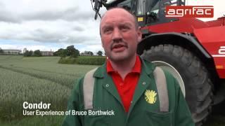 Agrifac Condor Testimonial England 130800 McGregorFarms