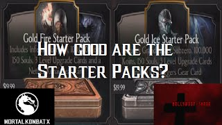 getlinkyoutube.com-Mortal Kombat X iOS - Starter Pack Contents and Patch 1.1 Highlights