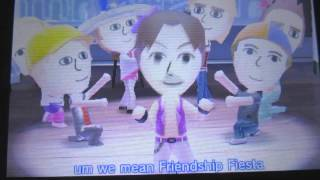 getlinkyoutube.com-TomoDachi Life Funny Music Hall performance Montage (and a few bloopers)