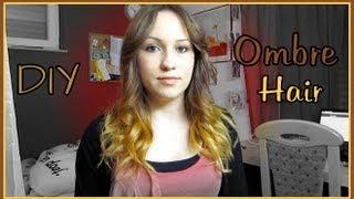 getlinkyoutube.com-Ombre Hair selber färben