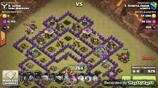 getlinkyoutube.com-Clash of Clans - Epic war, come fare 3 stelle a th9 e attaccare th 10