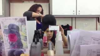 getlinkyoutube.com-Chee Chee Hair Tutorial