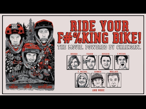 FOX MTB | RIDE YOUR F#%KING BIKE! TRAILER | FEATURING KIRT VOREIS, JOSH LEWIS AND JOSH BRYCELAND