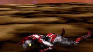 getlinkyoutube.com-UltraWoman dying