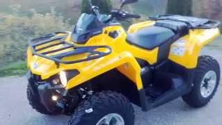 getlinkyoutube.com-Can-am outlander 570 max DPS 2016