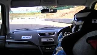 スイフトスポーツZC32S鈴鹿フルコース車載動画