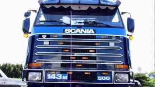 getlinkyoutube.com-Scania R143-500 Topline / Streamline