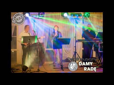 Zespół muzyczny Sierpc – DAMY RADĘ – zespół weselny, zespół na wesele