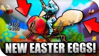 15 UNEXPECTED SECRETS FOUND IN BLACK OPS 3! DLC 4 EASTER EGGS IN BLACK OPS 3 MULTIPLAYER YOU MISSED!