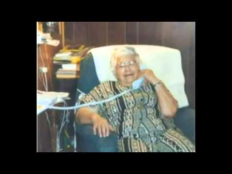 Confused old Lady gets another call from a telemarketer - soundboard
