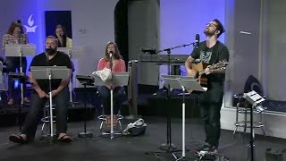getlinkyoutube.com-Well Done // Sean and Natasha Downs, Andy Hailstone // Prayer Room Worship with the Word
