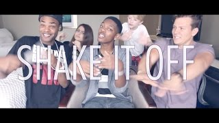 getlinkyoutube.com-Taylor Swift - Shake It Off (Tyler Ward, KingBach, Toby Randall, Princess Lauren, Reggie COUZ) Cover