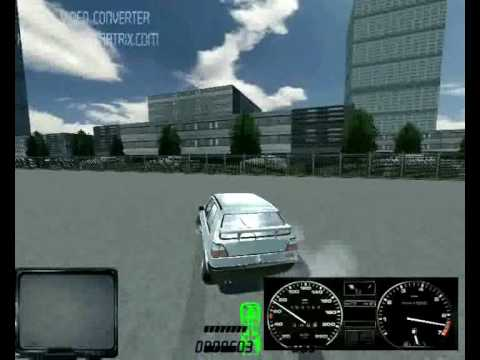 Street Legal Racing VW Golf MK2 VR6 v2