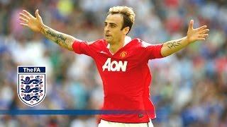 getlinkyoutube.com-Manchester United 3-1 Chelsea (2010 Community Shield) | Goals & Highlights