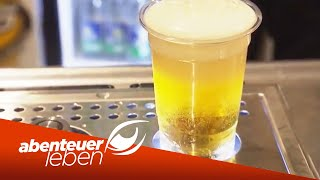 Bierzapf-Revolution: Bottoms Up Bier