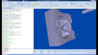 Solid Simulation in CIMCO Edit 7