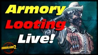 getlinkyoutube.com-Borderlands 2 Terminus Armory Legendary Chest Looting Live UVHM Lets Play Crossover Episode 47!