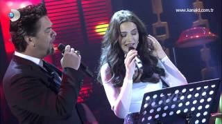 """getlinkyoutube.com-Beyaz Show - Fahriye Evcen """"Hasretinle Yandı Gönlüm"""" şarkısını canlı söyledi!"""