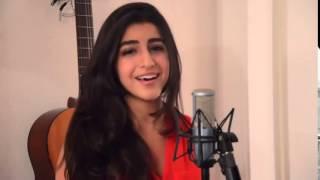 أجمل فتاة مغربية تغني