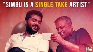 "getlinkyoutube.com-""Simbu is a single take artist"" -  Fully Frank with Gautham Vasudev Menon | Part 1 | Fully Filmy"