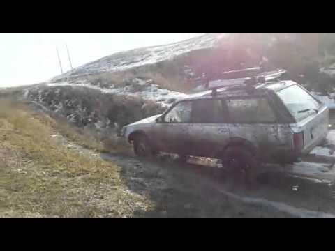Расположение ремня грм у Subaru WRX STi