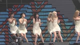 getlinkyoutube.com-DMC 음악중심 소녀시대 2차 리허설