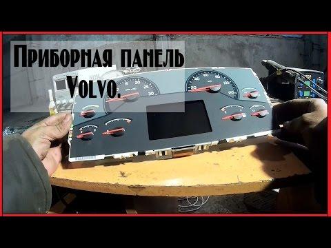 Где в Volvo 780 салонный фильтр