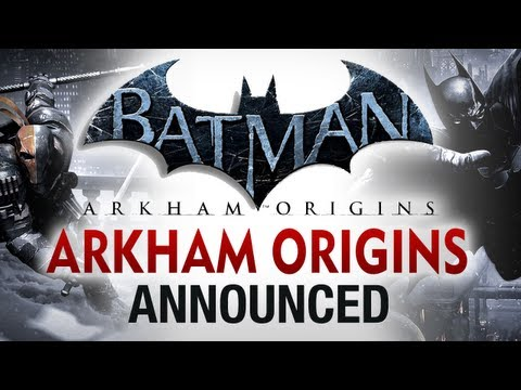 BATMAN: ARKHAM ORIGINS Announced for PC, PS3, Xbox 360 and Wii U + Game for PS Vita and Nintendo 3DS