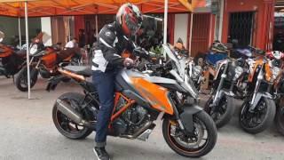 getlinkyoutube.com-KTM 1290 Super Duke GT first ride