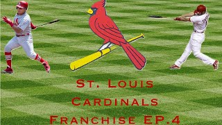 MLB DRAFT! POTENTIAL SUPERSTAR?! | MLB The Show 18: St. Louis Cardinals Franchise Series EP.4