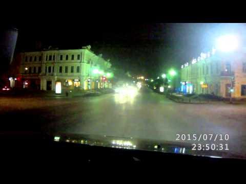 Нетерпеливый на Honda Civic, Омск