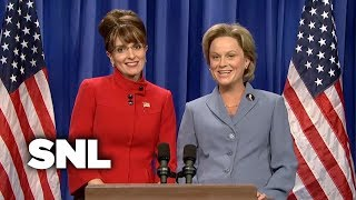 getlinkyoutube.com-Palin / Hillary Open - Saturday Night Live