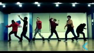 getlinkyoutube.com-Beast / B2ST - Shock (dance practice) DVhd