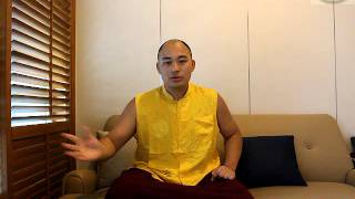 "getlinkyoutube.com-Kalu Rinpoche Dharma Talk ""Tantra practice without Preliminaries??"" July 2015"
