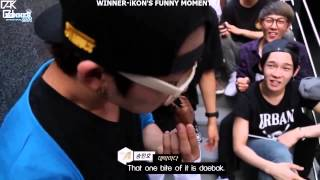 getlinkyoutube.com-WINNER - iKON'S FUNNY MOMENTS