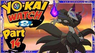 getlinkyoutube.com-Yo-Kai Watch 2 - Part 14 | Dark Kyubi Quest! (Shinuchi Gameplay Walkthrough)