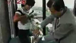 getlinkyoutube.com-Broma japonesa que salio horriblemente mal accidente