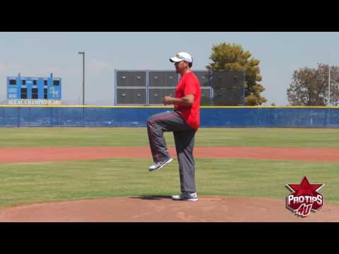Pitching Tips: How to Throw from the Stretch with Rafael Betancourt