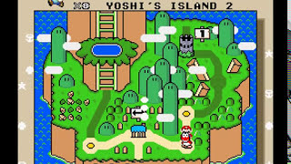 getlinkyoutube.com-Super Mario World - Yoshi's Secret Level