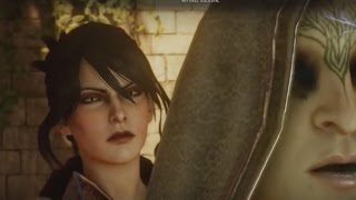 getlinkyoutube.com-Dragon Age Inquisition ♥ ALL Major Outcomes ♥ Temple Of Mythal With Cute Morrigan!