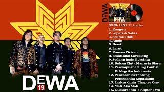 Lagu Terbaik Dari DEWA 19   Hits Tahun 2000an