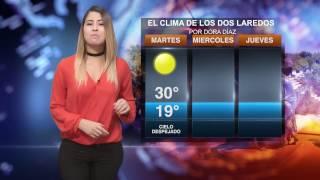 Clima martes 22 de noviembre
