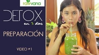 getlinkyoutube.com-DETOX de jugos en 3 dias-Introduccion -3 day Juice detox-INTRO