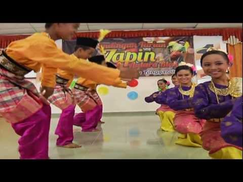 Tarian Zapin Ya Salaam - Drama KAWAN RTM 1