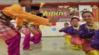 getlinkyoutube.com-Tarian Zapin Ya Salaam - Drama KAWAN RTM 1