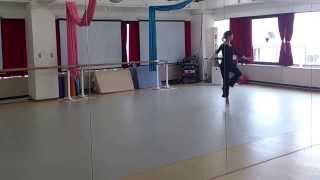 getlinkyoutube.com-チャイコフスキーのバリエーション【バレエ】高木美沙