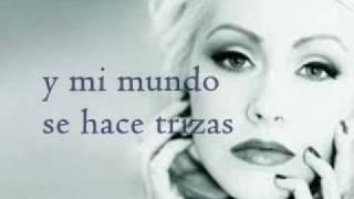 getlinkyoutube.com-Christina Aguilera - Pero me acuerdo de ti (Letra)
